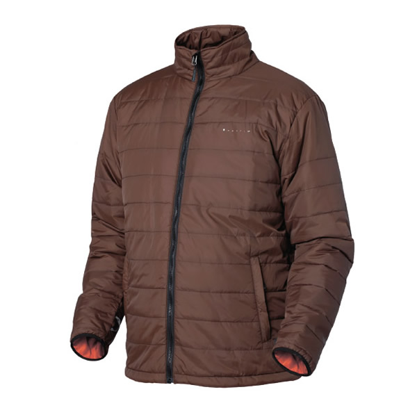 Поддёвка Westin W4 Inner Jkt. Grizzly Brown/E.Orange купить в 1 клик