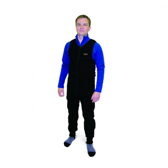 Флисовый комбинезон Thermal Bibs SVL203-01